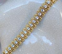 Princess Kate Bracelet in Silver